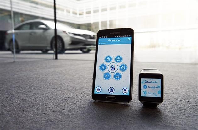 Presto potete iniziare Hyundais con un orologio di usura di androide