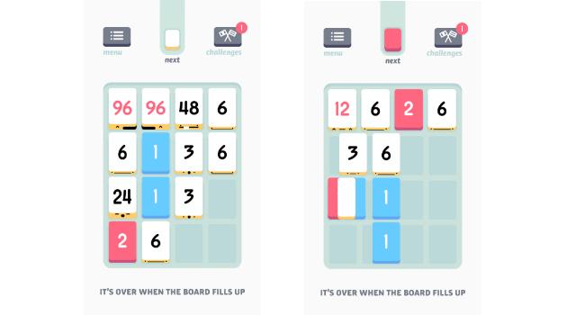 """Il gioco dispinta originale di puzzle, """"Threes,"""" va liberamente"""
