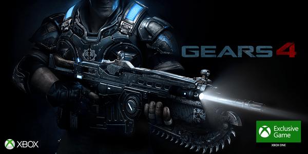 Gears of War 4 es espectacular, pero habrá que esperar a finales del 2016