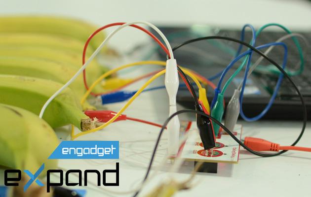Apprendimento dei circuiti e programmare con la squadra del geek