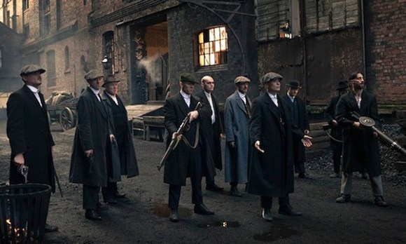 """Most Addictive Television Shows Right Now, """"Peaky Blinders"""""""