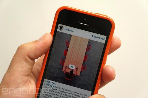 Infine, potete riparare tutti i vostri flubs di titolo di Instagram