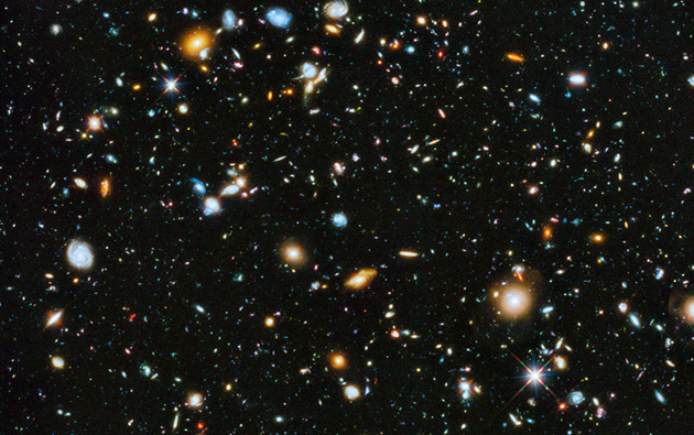 La metà delle stelle in nostro universo vive nello spazio fra le galassie