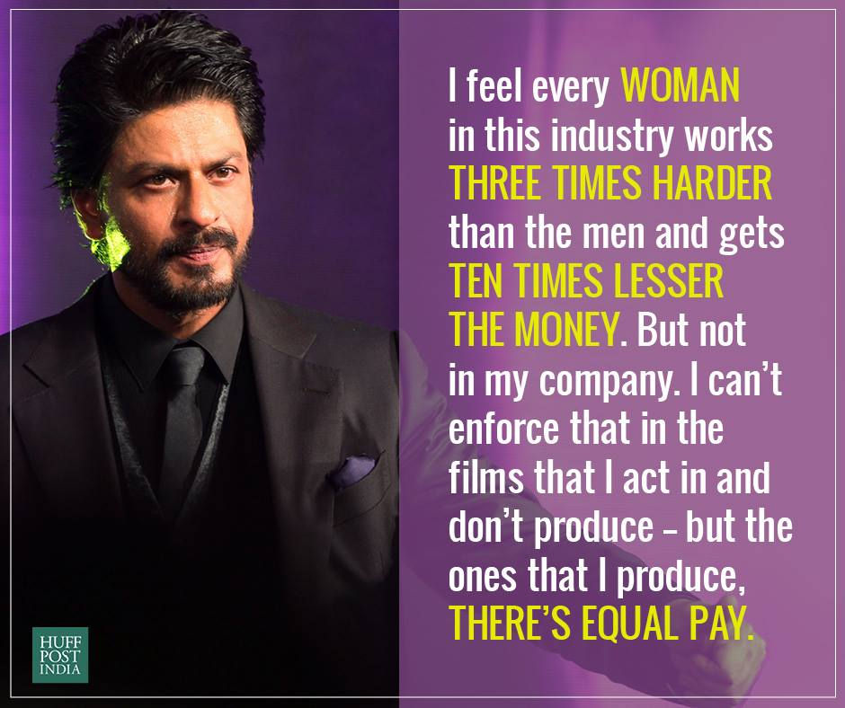 Image result for shahrukh women quote