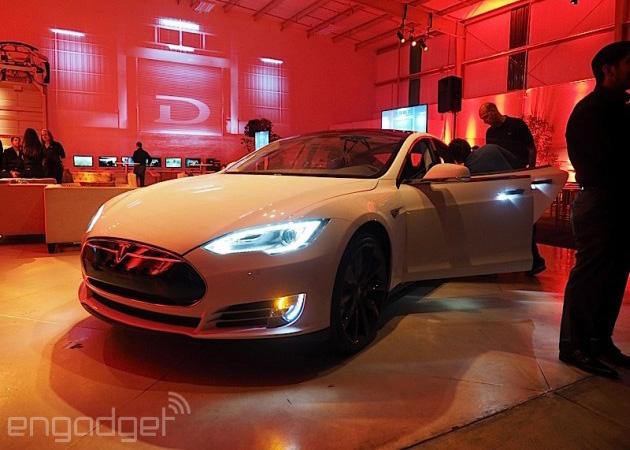Tesla mostra che appena fin dove il vostro modello S andrà su una tassa
