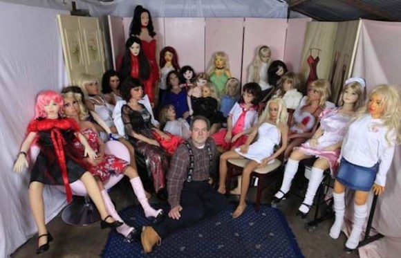 worst hoarder cases, hoarder cases that will make you puke, bob and lizzie gibbins sex dolls