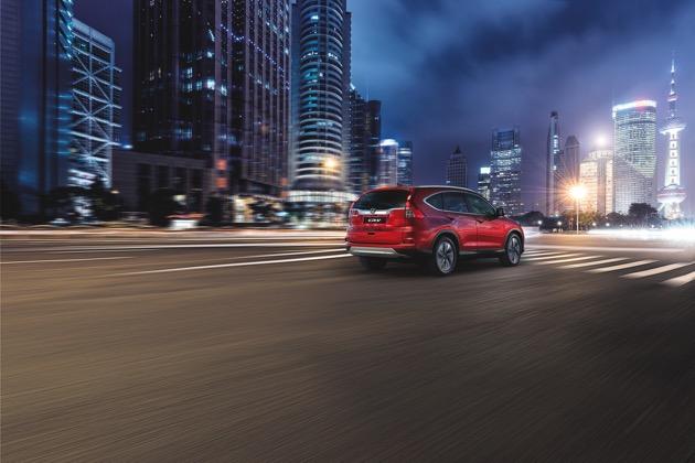 Il nuovo controllo di crociera di Honda può predire quando i driver incideranno il vostro vicolo