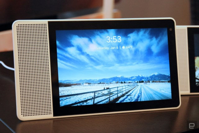 CES showed us smart displays will be the new normal