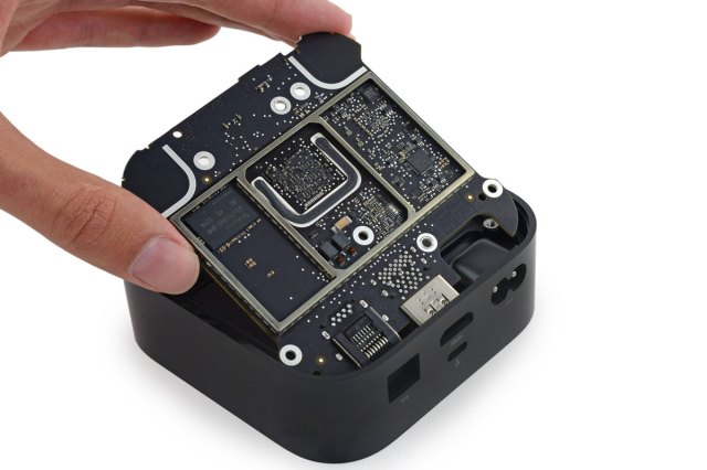 The Apple TV teardown that cost iFixit an app