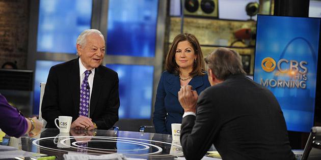 CBS ha un canale di notizie digitale e sta lanciando domani