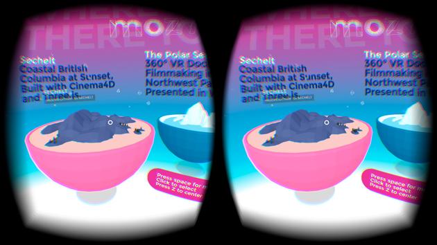 Il nuovo sito di Mozilla porta la realtà virtuale al web