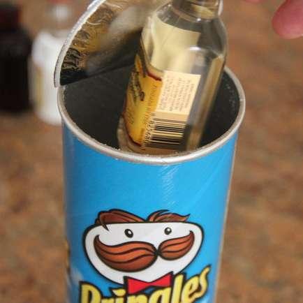 Pringles Alkohol