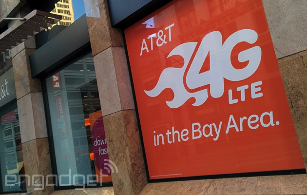 AT&T store in San Francisco