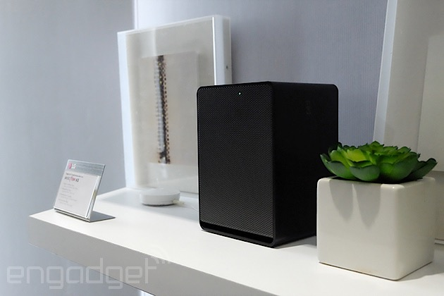 La risposta del LG a Sonos è molto come Sonos