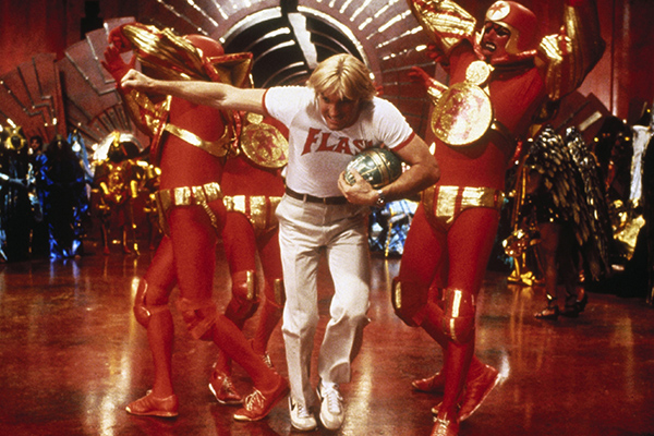 MENS Memorable Shirts 11 Photofest 11 Flash Gordon 1980 27 The 25 Most Memorable Movie T Shirts