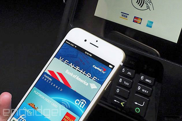 Apple Pay in the US