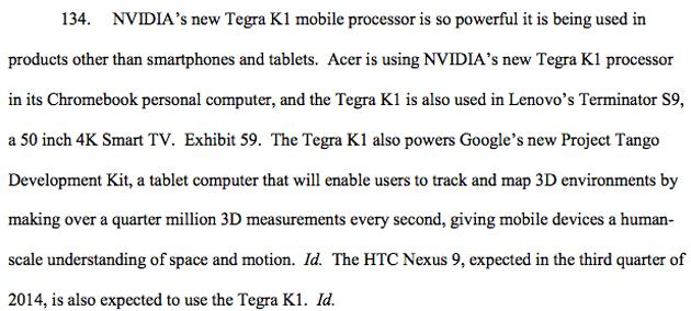 Confirmado: HTC Nexus 9 vem com NVIDIA Tegra K1 1