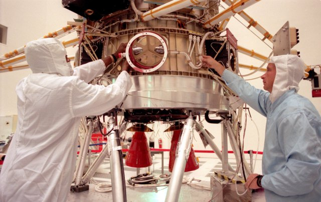 lawsuit almost stalled NASA