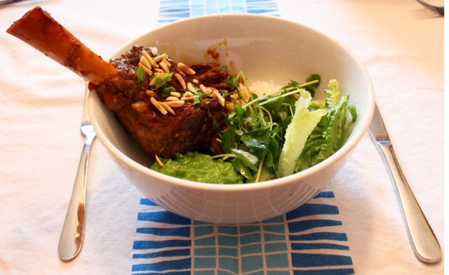 watson Moroccan Almond Curry