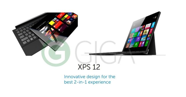 Dell's leaked XPS 12