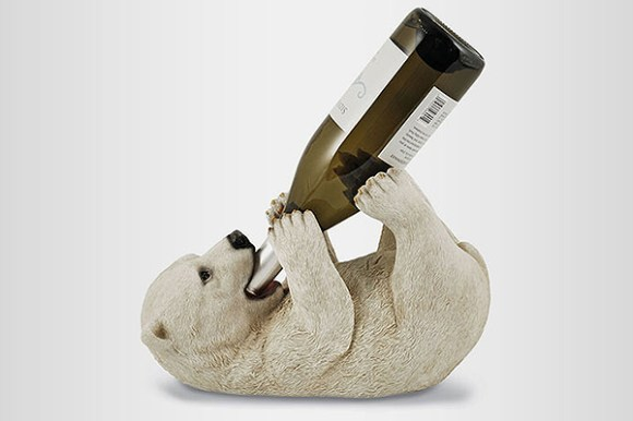 The 10 Most Ridiculous Novelty Products of 2015, Curious Cub Bottle Holder