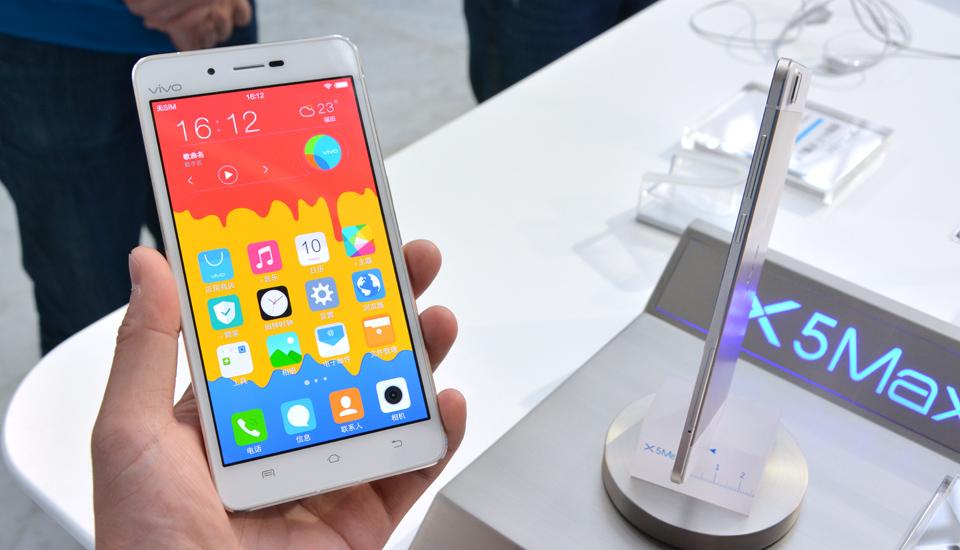 Lo smartphone più esile del mondo ora è 4.75mm spessi