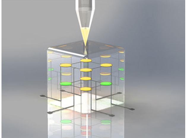 la tecnica di stampa 3D metterà lelettronica appena in circa tutto
