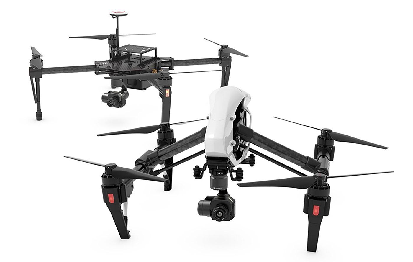 Dji Bringt Warmebildkamera Fur Drohnen Video