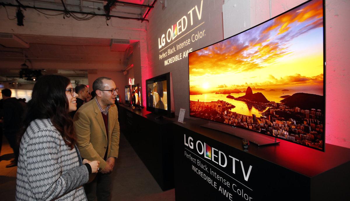 LG sigue apostando por el OLED invirtiendo miles de millones