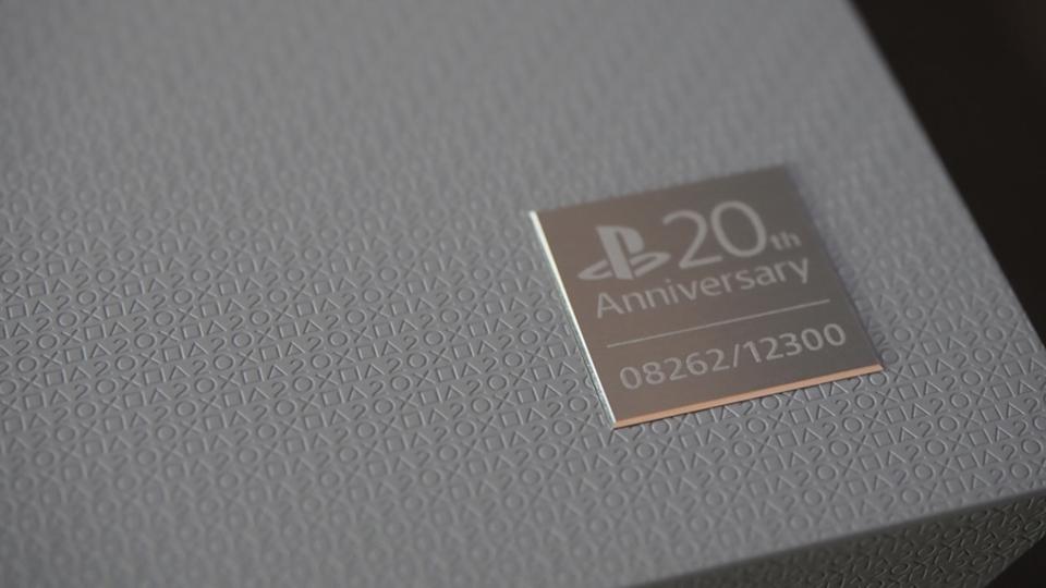 Unboxed: La ventesima edizione PlayStation 4 dellanniversario di Sony è splendida, rara e esaurita