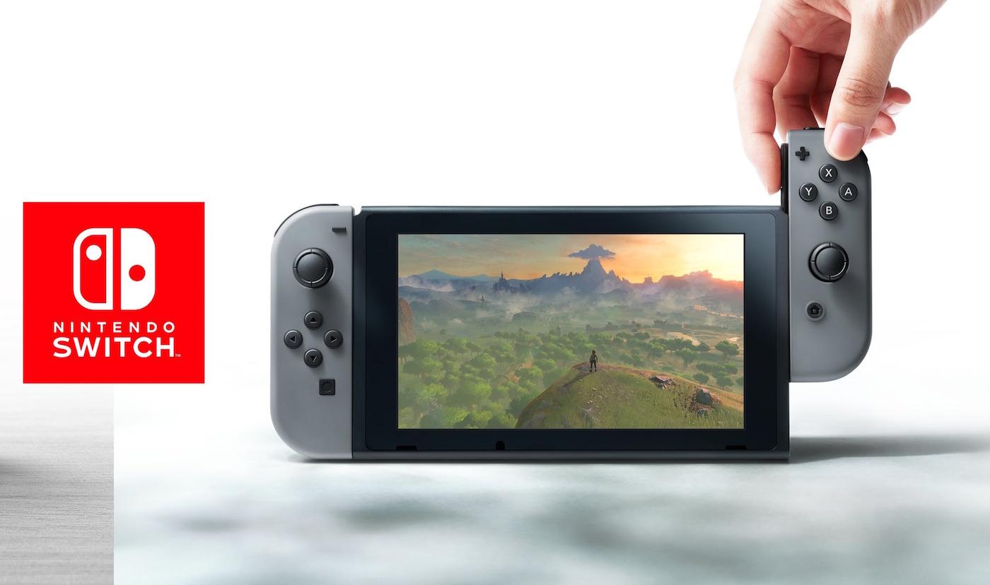 El precio de la Nintendo Switch aparece en Toy'R'Us
