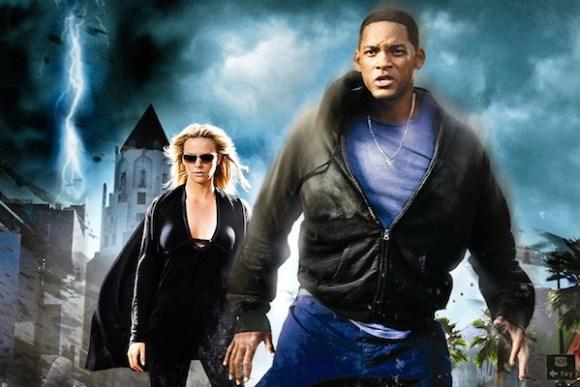 superhero movies not based on comics, hancock