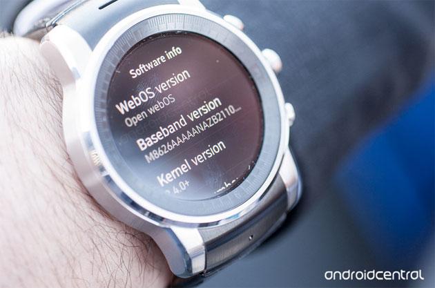 La collaborazione dello smartwatch di Audi con il LG non è usura corrente di androide