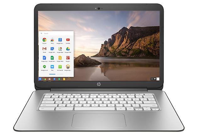 HP aggiunge tranquillamente un modello dello schermo attivabile al tatto alla sua linea di Chromebook 14