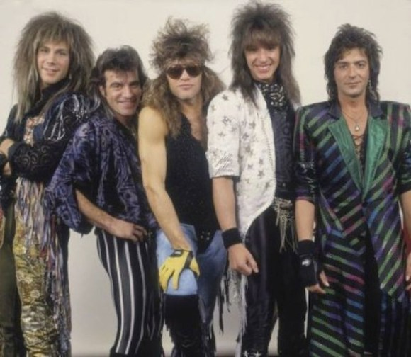 80s hair bands then and now