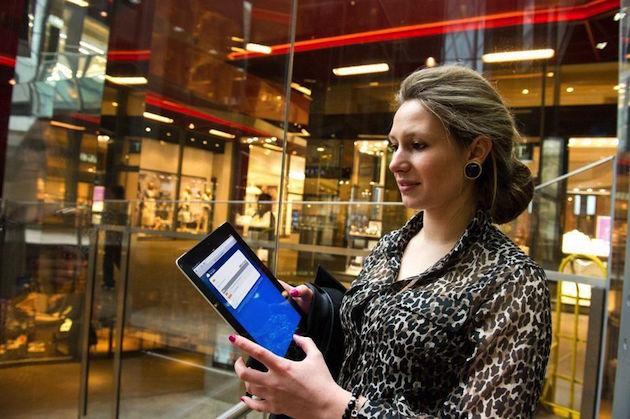 I clienti di Virgin Mobile ottengono il libero accesso ai punti caldi PIÙ BRITANNICI di WiFi di migliaia