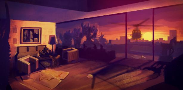 Tale of Tales' rebellion Sunset now on Kickstarter