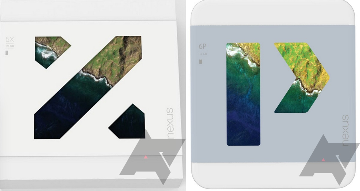 Nexus 5X, 6P box leak