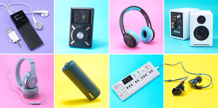 I 16 audio dispositivi che portatili principali potete comprare ora