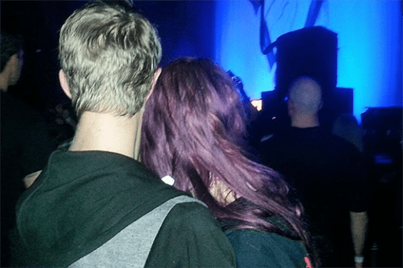 Pros and Cons of First Dates, concert date