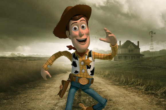 tv show fan theories, the walking dead toy story