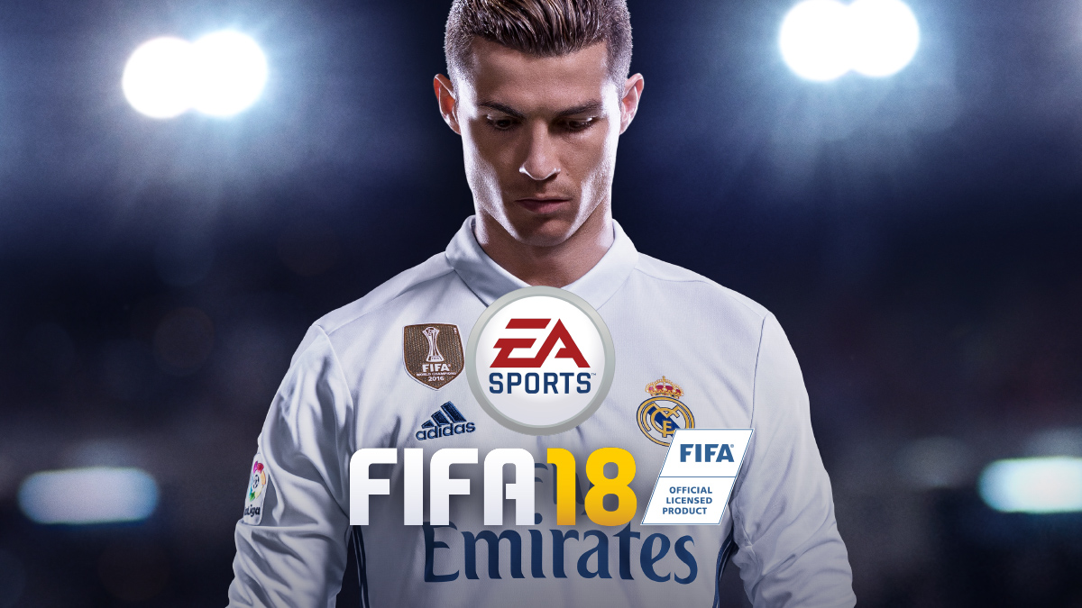Cristiano Ronaldo será portada de FIFA 18