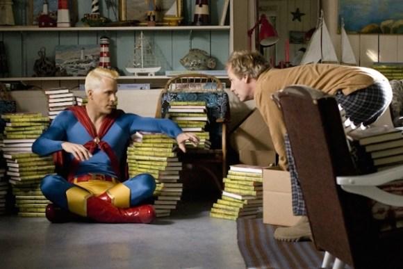 superhero movies not based on comics, paper man