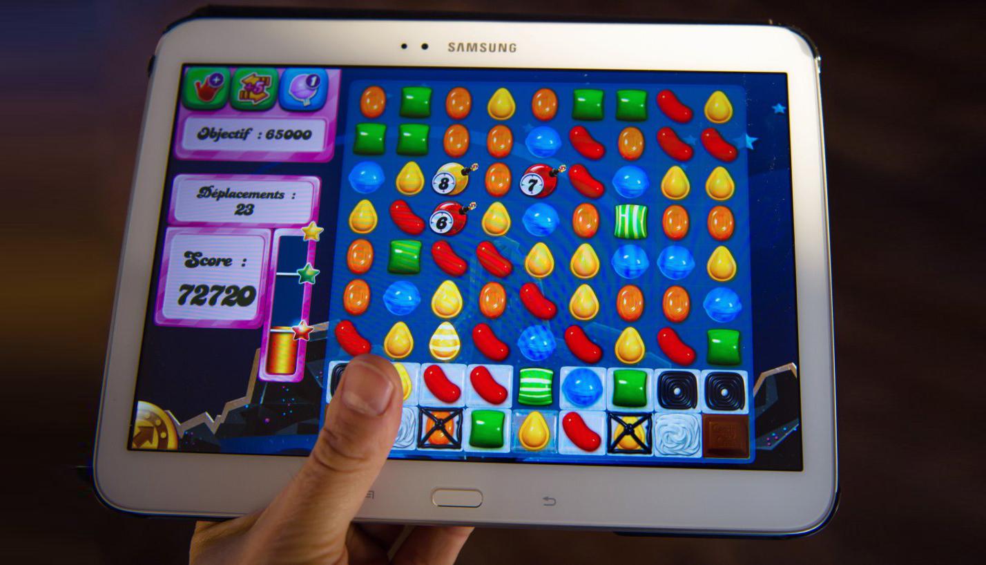 Activision compra a los creadores de Candy Crush por 5.900 millones de dólares