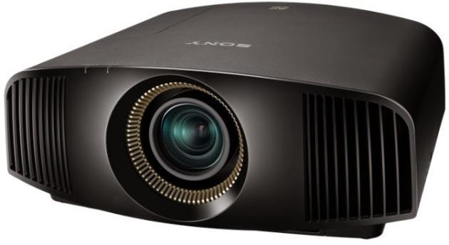 """I nuovi proiettori 4K di Sony: scelga fra """"a buon mercato"""" o laser"""