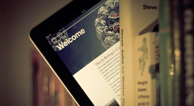 iPad textbook