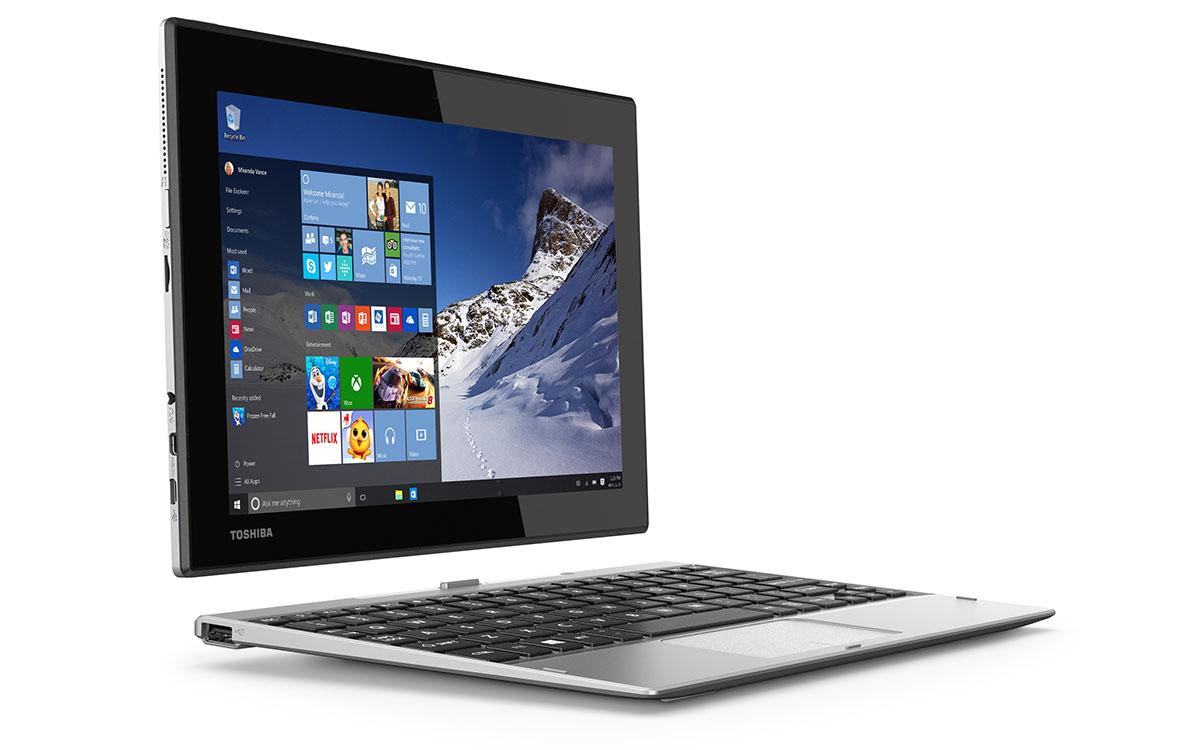 Lultimo computer portatile di Toshiba fa la convertibilità sulleconomico