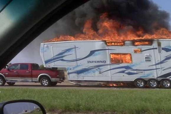 funny ironic photos, irony photos, inferno on fire