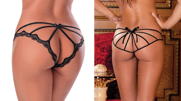 consumer products we're surprised aren't more popular, funny consumer products, awesome consumer products, cage back panties