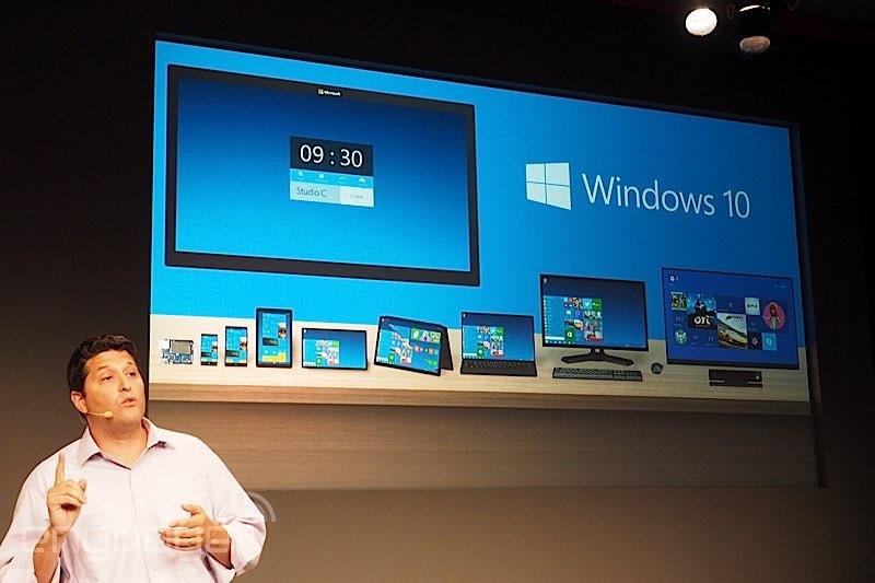 Microsoft secondo le informazioni ricevute che progetta evento di Windows 10 per gennaio